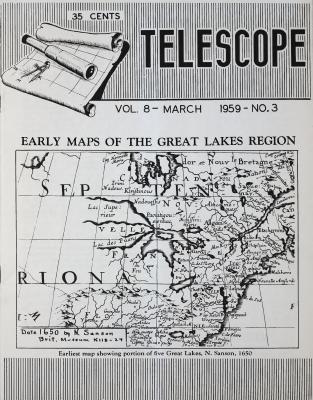 Telescope, v. 8, n. 3 (March 1959)