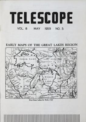 Telescope, v. 8, n. 5 (May 1959)