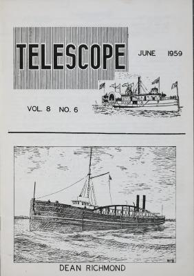 Telescope, v. 8, n. 6 (June 1959)