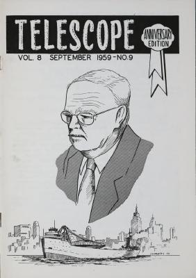 Telescope, v. 8, n. 9 (September 1959)