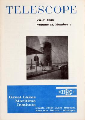 Telescope, v. 12, n. 7 (July 1963)