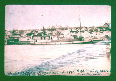 Steamer Mary Groh