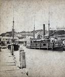 Steamboat Magnet at Mackinac
