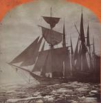 Ice Blockade in Marquette Harbor, June 3d 1873