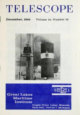 Telescope, v. 14, n. 12 (December 1965)