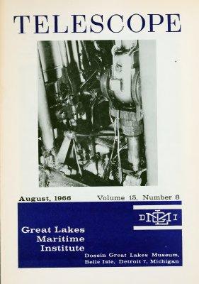 Telescope, v. 15, n. 8 (August 1966)