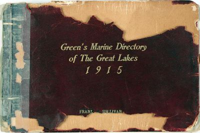 Green's Marine Directory of the Great Lakes, 1915