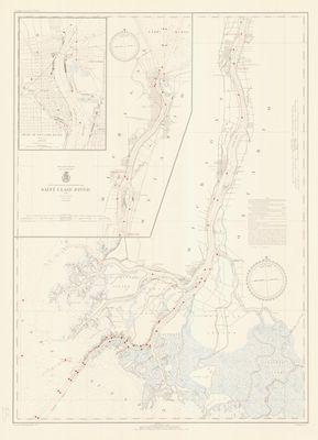 Saint Clair River, 1940