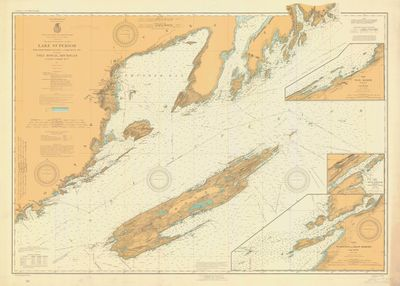Lake Superior: From Grand Portage Bay, MN to Lamb Island, ON including Isle Royale, 1926