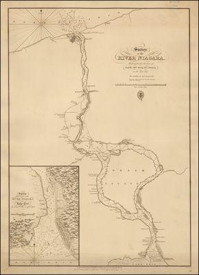 Survey of the River Niagara [1817]