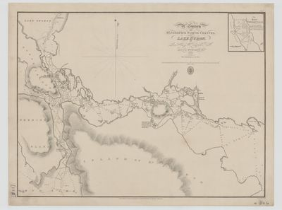 A Survey of St. Joseph's North Channel, Lake Huron [1822]