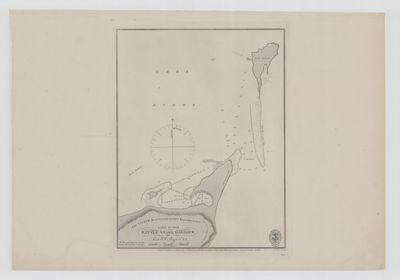 Lake Huron. Rattle Snake Harbour [1828, 1863]