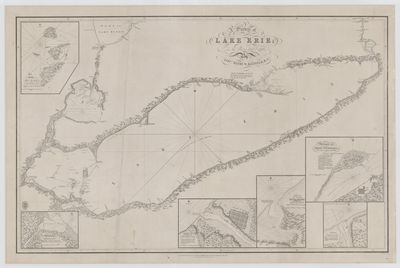 A Survey of Lake Erie [1817-18]