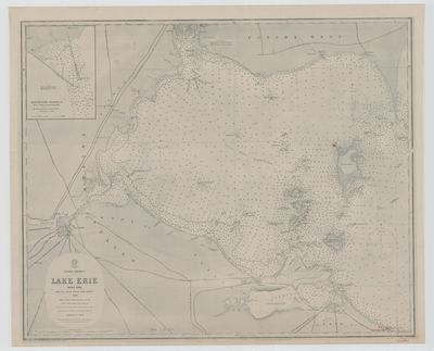 Lake Erie: West End [1864, 1898]