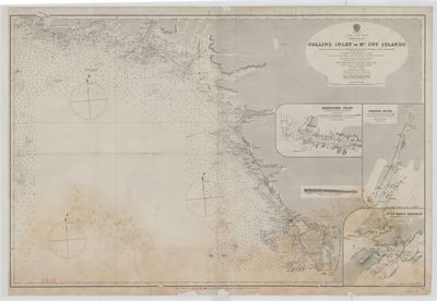 Georgian Bay: Collins Inlet to McCoy Islands [1890]