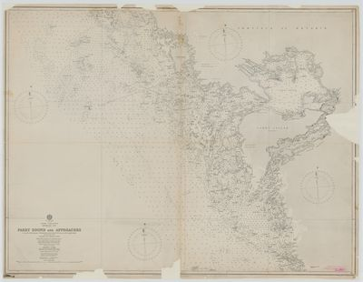 Parry Sound and Approaches [1890, 1898]