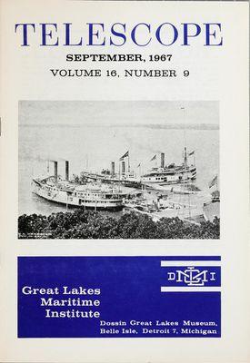 Telescope, v. 16, n. 9 (September 1967)
