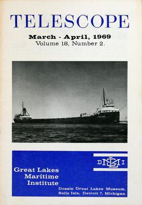 Telescope, v. 18, n. 2 (March-April 1969)