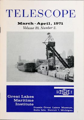 Telescope, v. 20, n. 2 (March - April 1971)