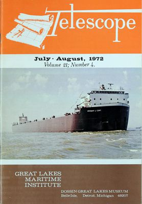 Telescope, v. 21, n. 4 (July - August 1972)