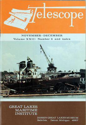 Telescope, v. 22, n. 6 (November - December 1973)
