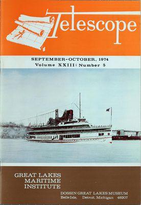 Telescope, v. 23, n. 5 (September - October 1974)