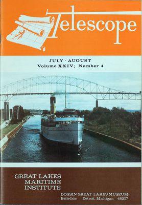 Telescope, v. 24, n. 4 (July - August 1975)