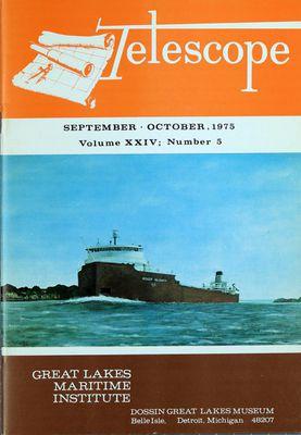 Telescope, v. 24, n. 5 (September - October 1975)