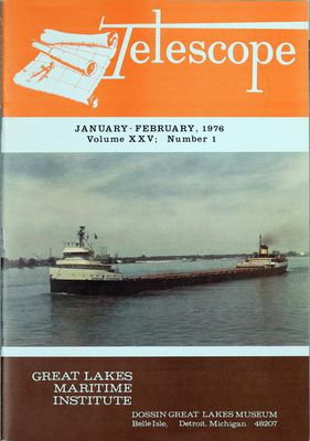 Telescope, v. 25, n. 1 (January - February 1976)
