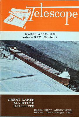 Telescope, v. 25, n. 2 (March - April 1976)