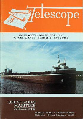 Telescope, v. 26, n. 6 (November-December 1977)