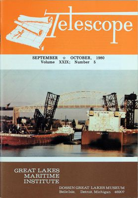 Telescope, v. 29, n. 5 (September-October 1980)