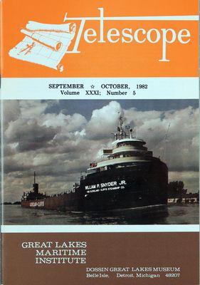 Telescope, v. 31, n. 5 (September-October 1982)
