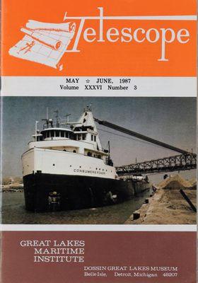 Telescope, v. 36, n. 3 (May-June 1987)