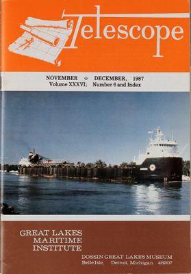 Telescope, v. 36, n. 6 (November-December 1987)