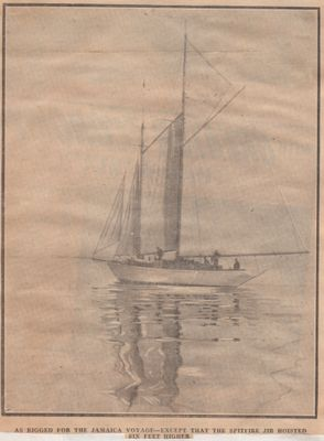 Full-And-By for Jamaica: Schooner Days CCCCXXVIII (428)