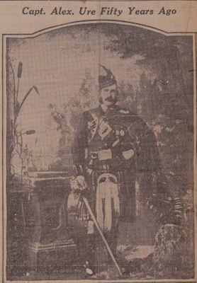 The Highland Chief: Schooner Days CXXIX (129)