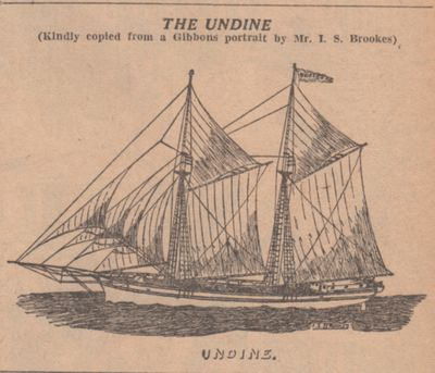 Iron Ore out of Whitby: Schooner Days  CXXX (130)