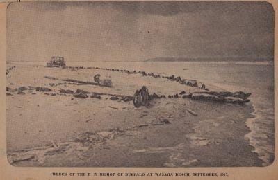 """Riddle of the Sands"" Gave Collingwood Railway: Schooner Days CCCXI (311)"