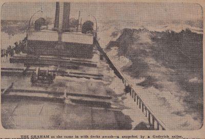 """""""Steamboat Smoke Spells Trouble"""": Schooner Days CCCLXII (363)"""