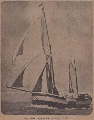 "Twelve Hours in a Barge ""Over Home"": Schooner Days CCCLXIV (364)"