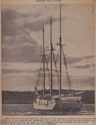 Queen-of-the-Lakes Honored Queen of England: Schooner Days CCCLXXIX (379)