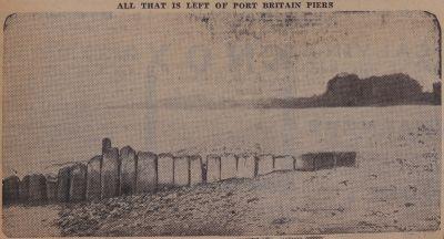 In Search of Port Britain: Schooner Days CCCLXXXVI (386)