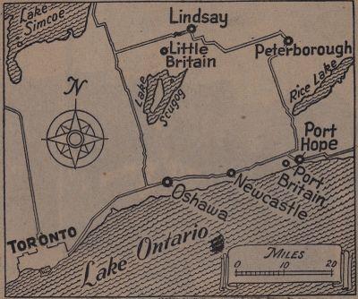 Old Port Britain's Buried Treasure: Schooner Days CCCXCIV (394)
