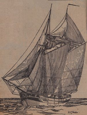 Last Call of the NORSEMAN and the Life-Log of the CAROLINE MARSH: Schooner Days CCCXCIX (399)