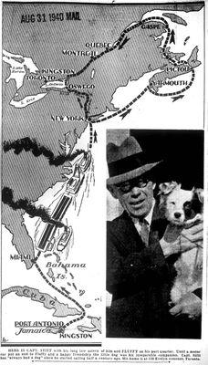 Kingston to Kingston (almost): Schooner Days CCCCXLIX (449)