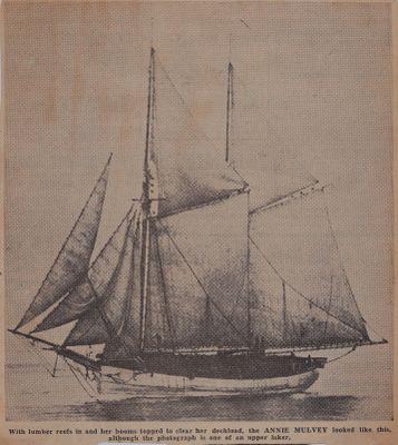 Last Ember Of The Esplanade Fire: Schooner Days CCCCLVI (456)