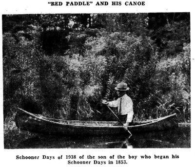 High Wines And Iron Rails In Crimean War Times: Schooner Days CCCCXCII (492)