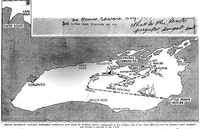 The Skipper's Daughter: Schooner Days CCCXCIX (499)