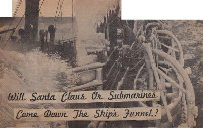 Christmas Eve in Battle of Atlantic: Schooner Days DXXVIII (528)